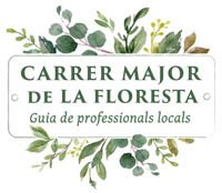 Carrer Major de La Floresta Logo